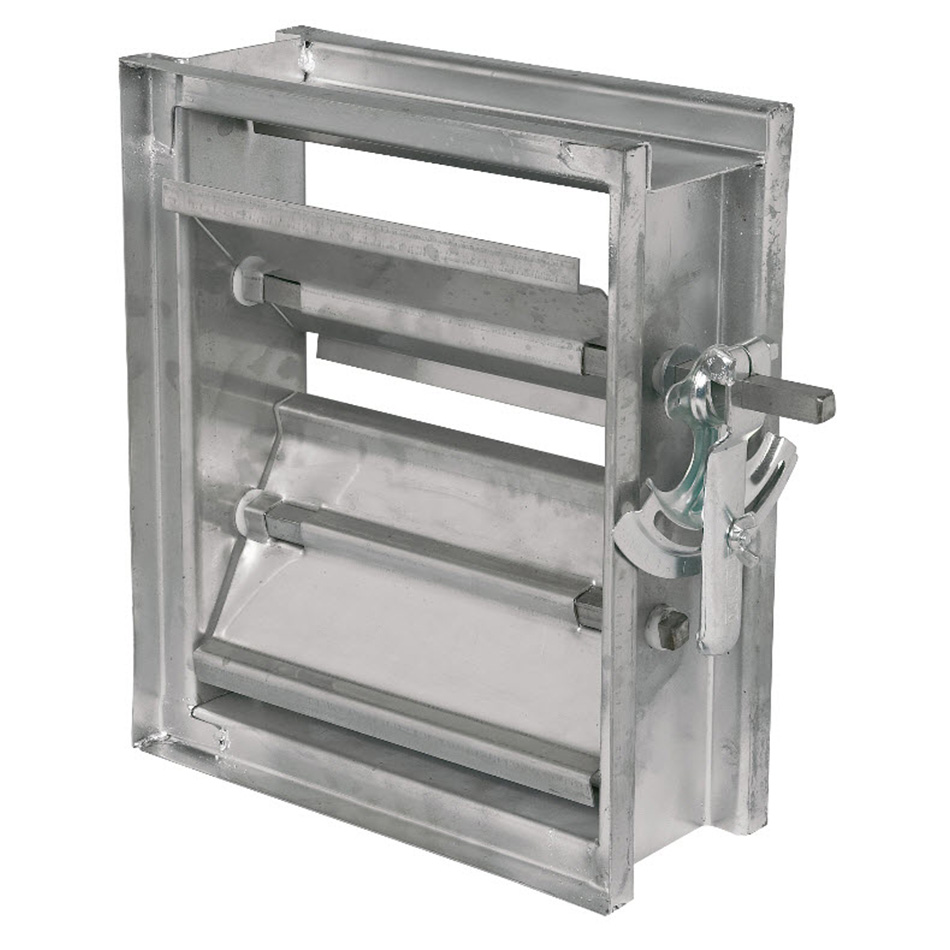 How-To Choose An Opposed Blade Damper for HVAC Systems
